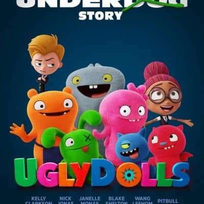 Excited to see UglyDolls? Me too! Free Screening in Hartford!