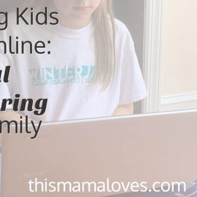 Keeping Kids Safe Online Mindful Monitoring with Family Link app