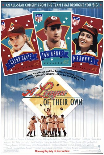 a league of their own art holes movie art Top 10 Family Movies for Summer