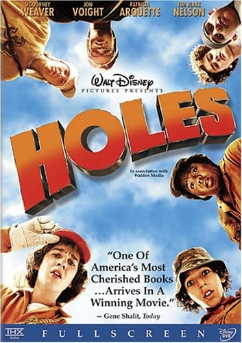 holes movie art Top 10 Family Movies for Summer