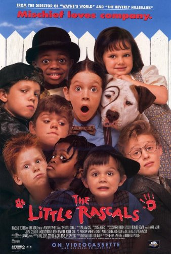 little rascals movie art Top 10 Family Movies for Summer