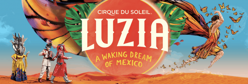 luzia cirque hartford- save 30% on tickets to LUZIA in Hartford - enter to win tickets to see LUZIA