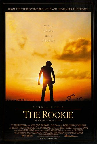 the rookie movie art Top 10 Family Movies for Summer