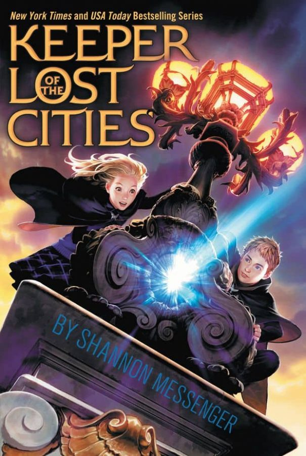 keeper of the lost cities series 1