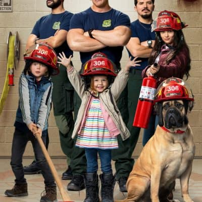 Playing with Fire Movie & John Cena Interview