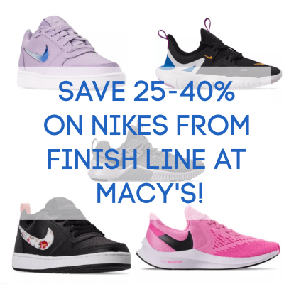 Save on Nike Sneakers!