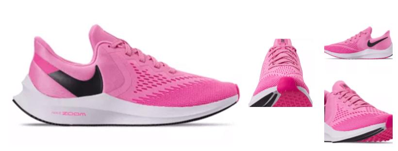 pink women's nikes