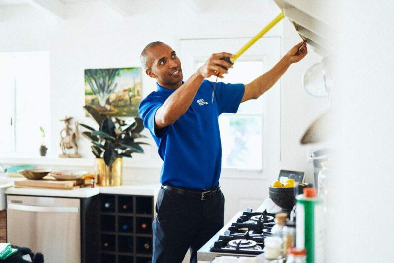 Best Buy Free In-Home Consultation Program measurements