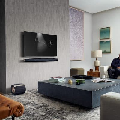 Bowers & Wilkins Luxury Wireless Audio