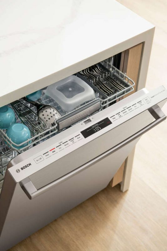 crystaldry bosch dishwasher third rack