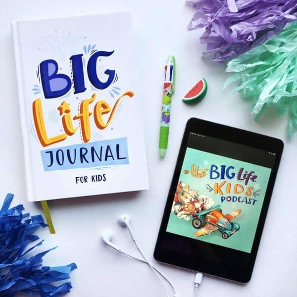 big life journal growth mindset workbook for kids