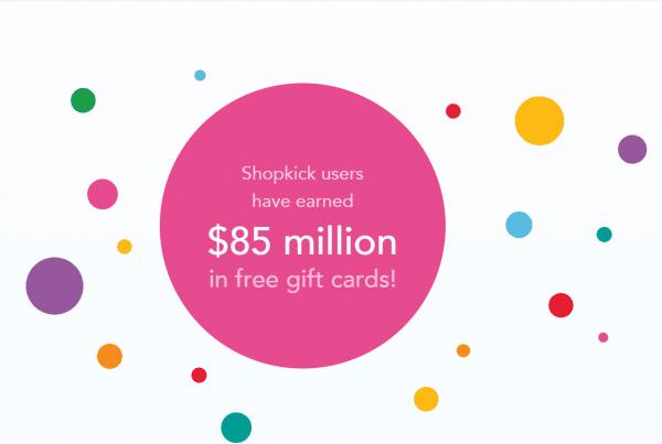online shopping rewards shopkick