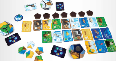planet strategy game for 8 and up 3d game board