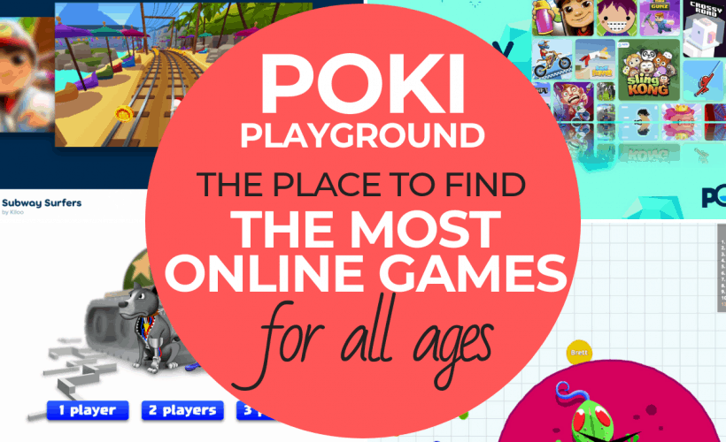 poki the most online games for all ages