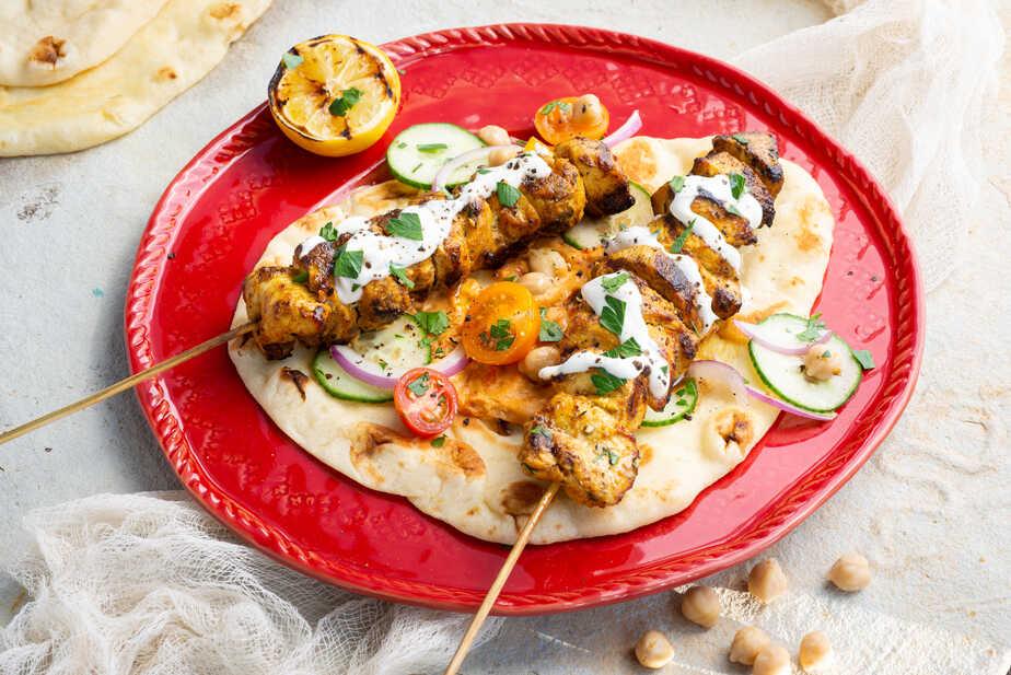 Chicken Shawarma Recipe- A Royal Christmas Wish Photo