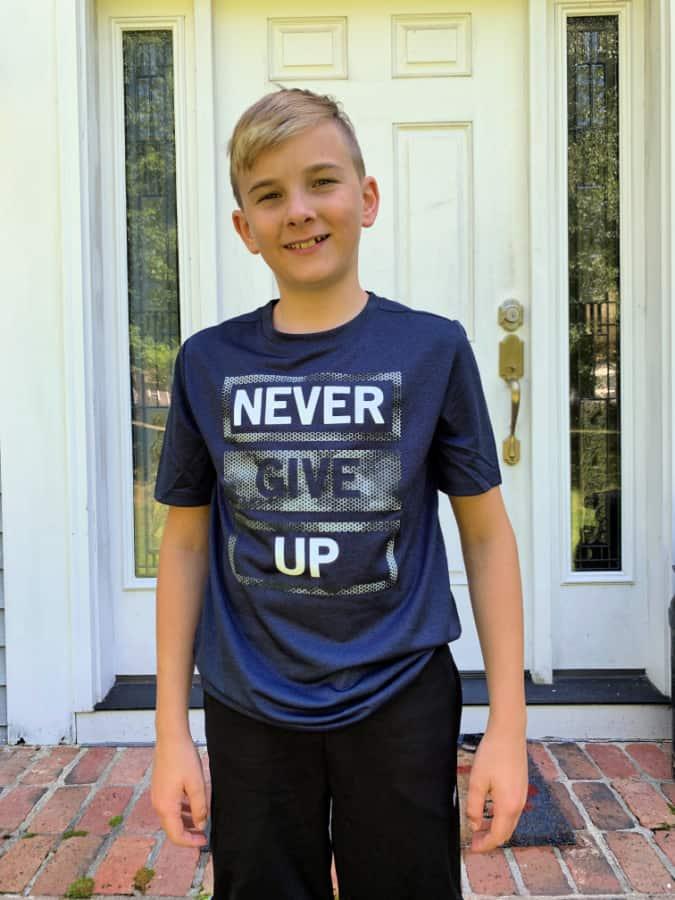 DSG Soccer shirt for boys
