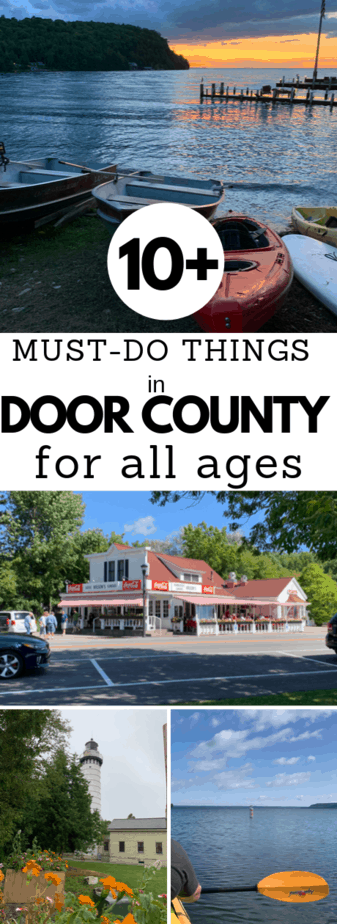 Must Do Things in Door County