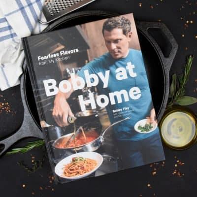 Bobby Flay's Quick Bolognese Sauce + Cookbook Giveaway