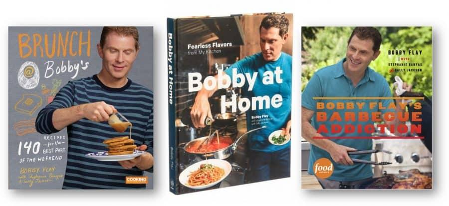 BobbyatHome_CookbookCollection