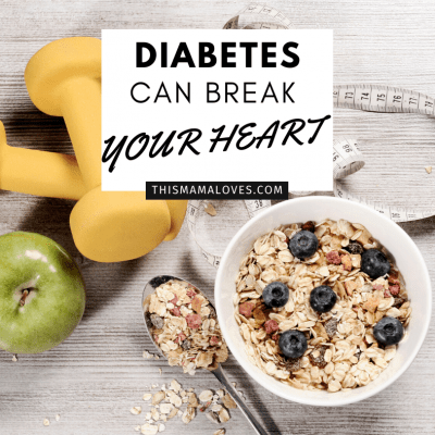 Diabetes Can Break Your Heart