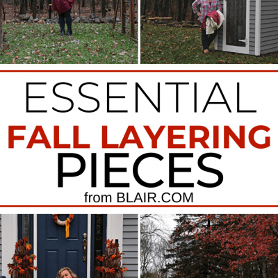 Essential Fall Layering Pieces