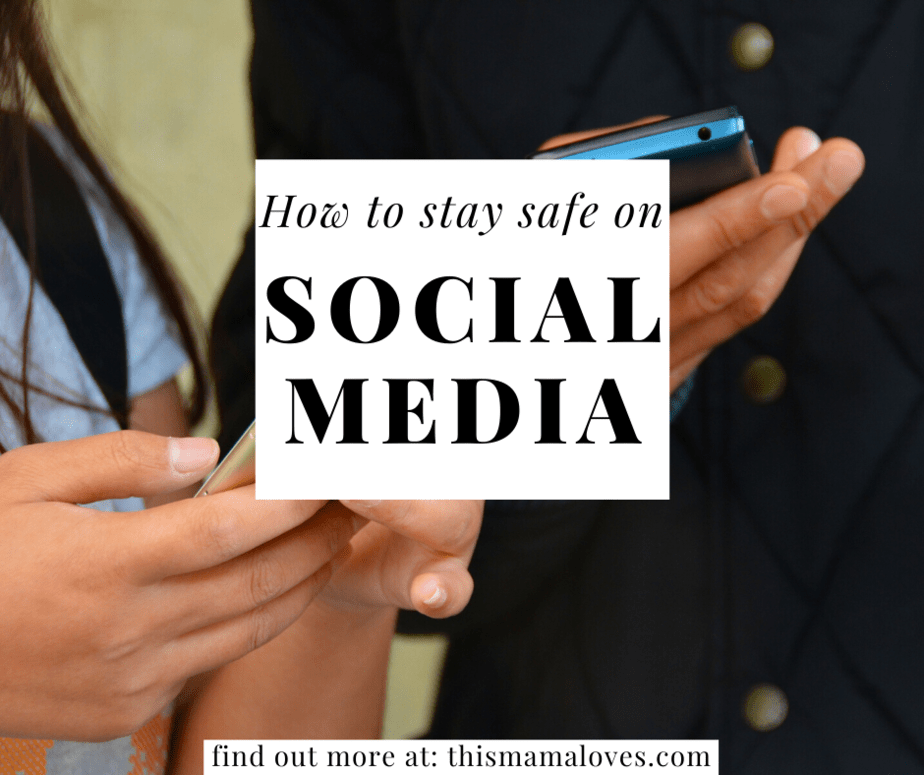 How to Stay Safe When Using Social Media Sites