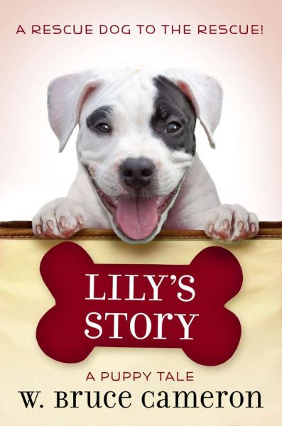 lilys story a puppy tale cover