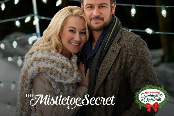 TheMistletoeSecret Hallmark CHannel movie image