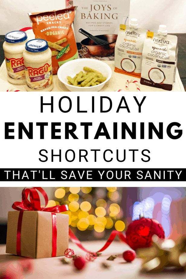 holiday entertaining shortcuts that will save your sanity