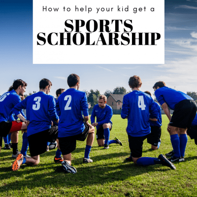 How to Help Your Kid Get a Sports Scholarship