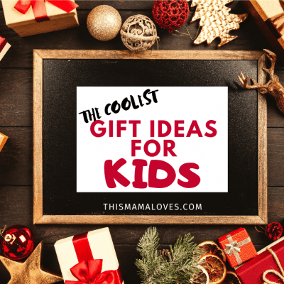 the coolest gift ideas for kids social