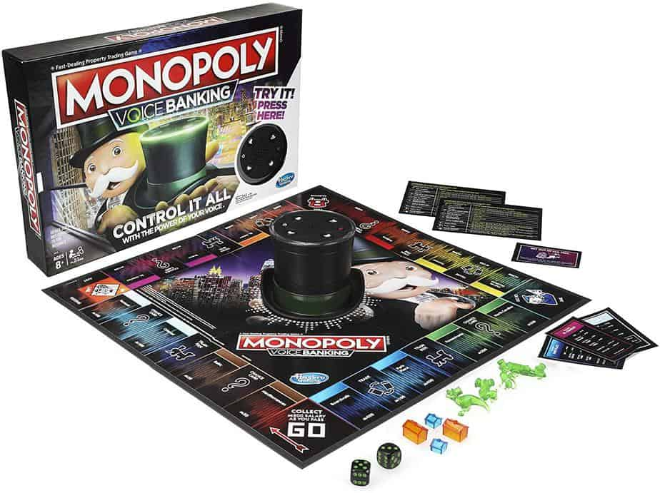 Gift Ideas For Kids monopoly