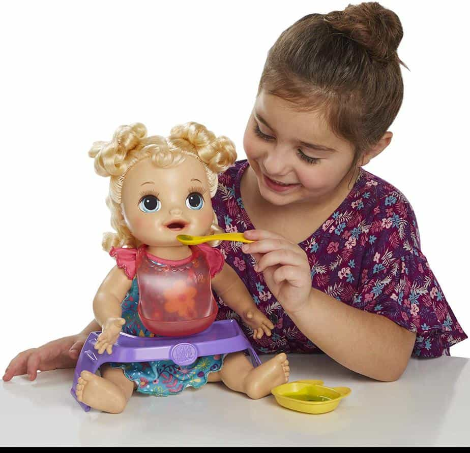 Gift Ideas For Kids baby alive