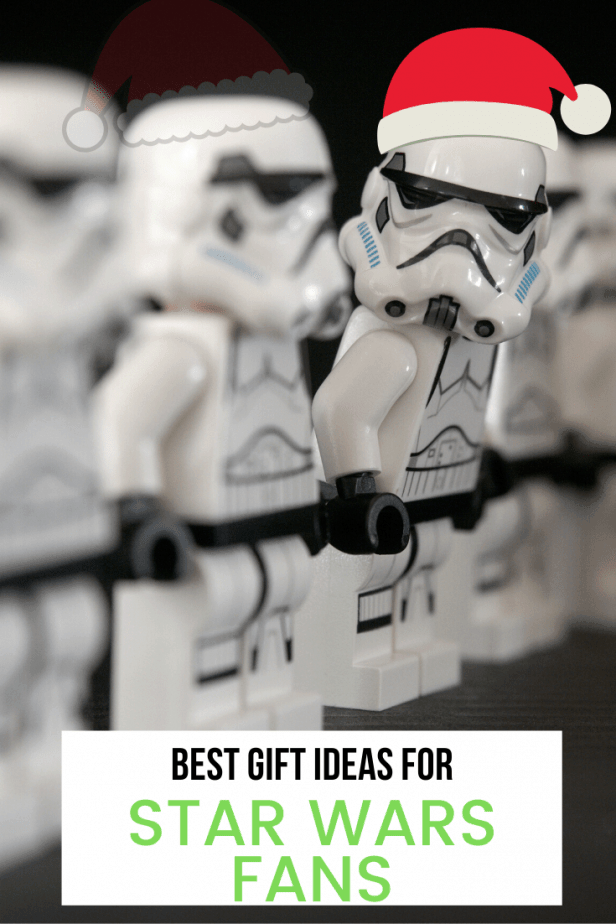 Gift Ideas For Star Wars Fans pin