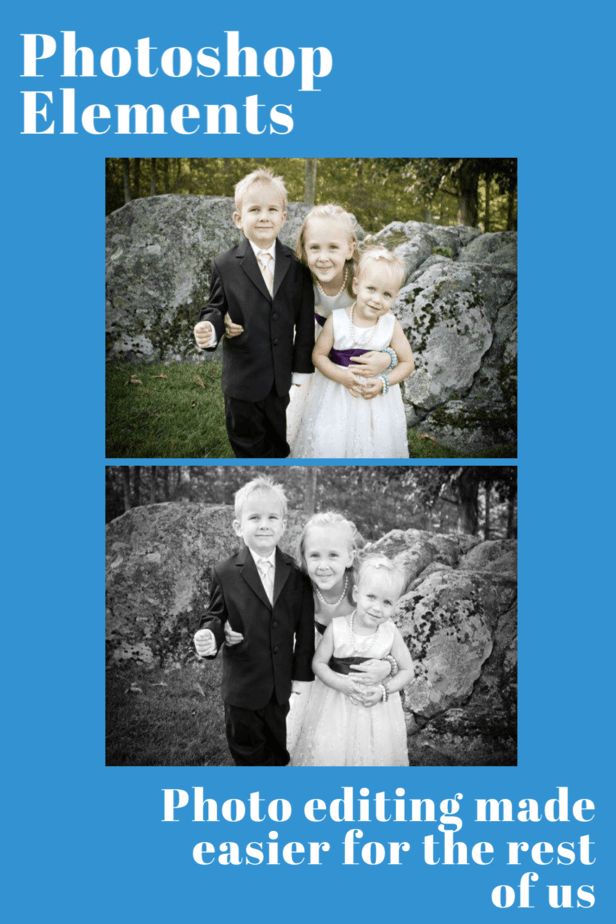 Photoshop Elements Photo Editing Made Easier for the Rest of Us