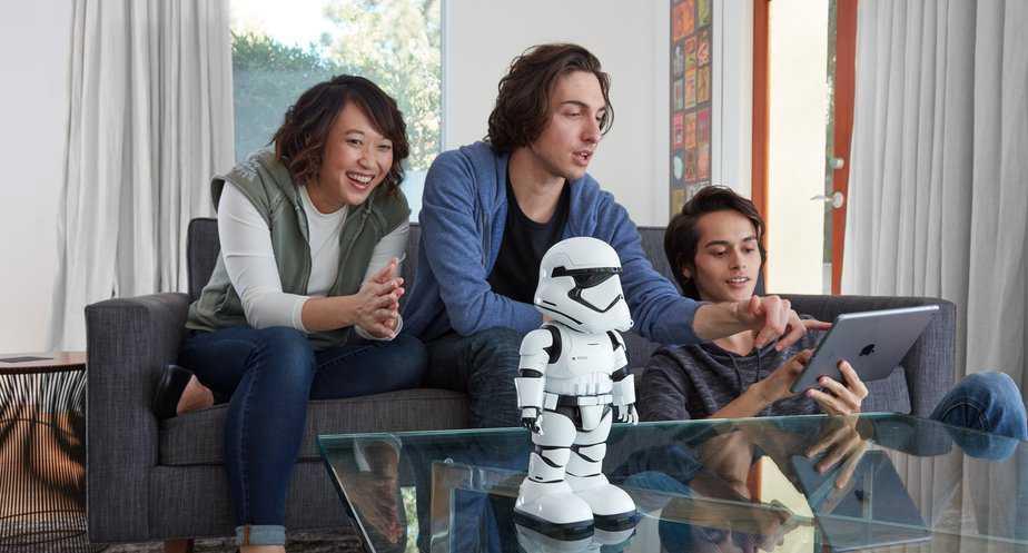 Gift Ideas For Star Wars Fans stormtrooper