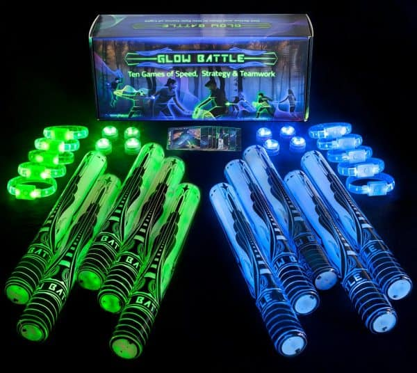 Holiday Gift Ideas For Campers glow battle
