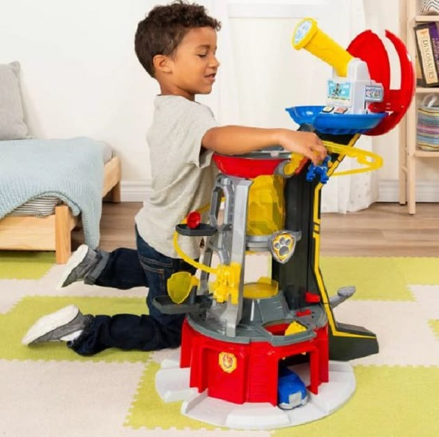 The Best Holiday Gift Ideas For Kids paw patrol tower