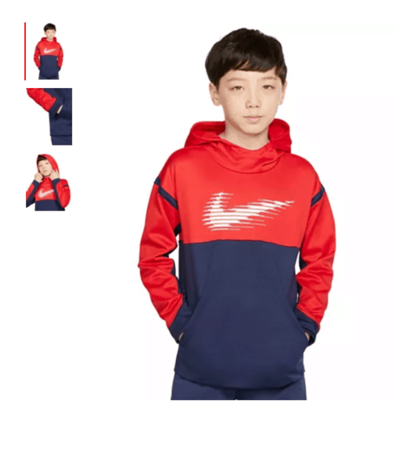 25% off kid's Nike items at Macy's   This Mama Loves