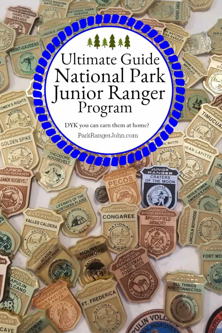 Ulitmate-Guide-National-Park-Junior-Ranger-Program-