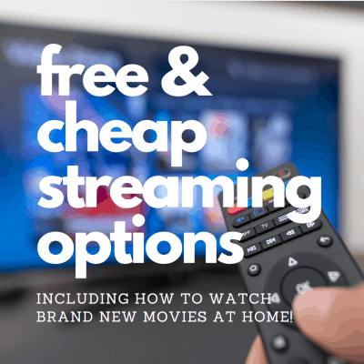 Free and Cheap Streaming Options