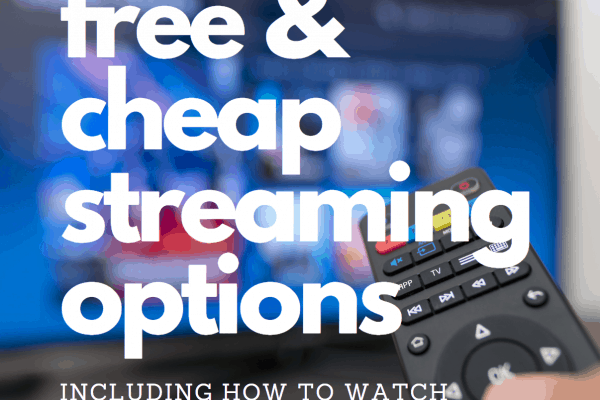free and cheap streaming options from this mama loves