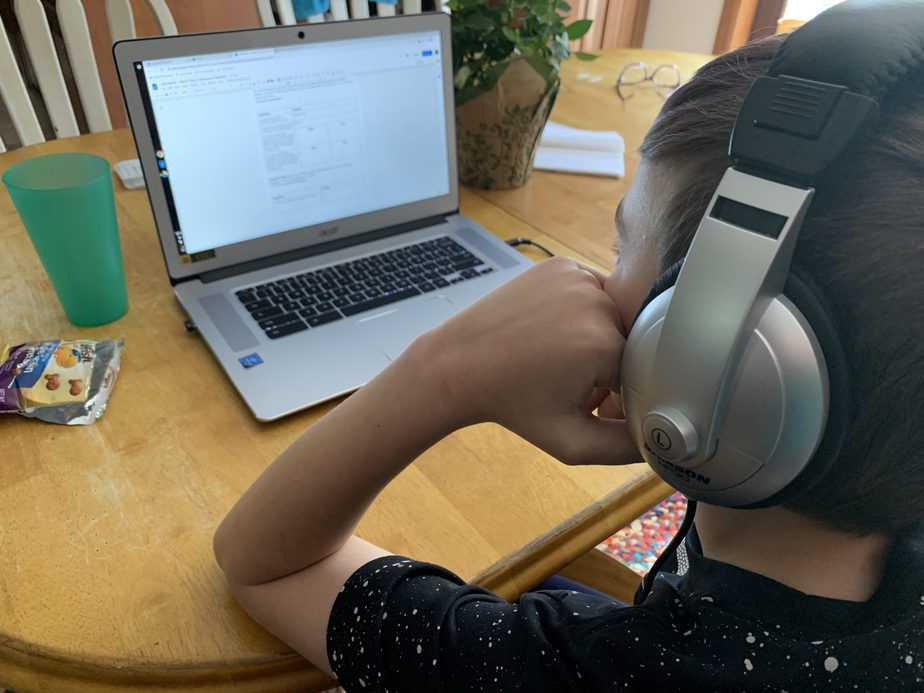 How Distance Learning is Affecting Families