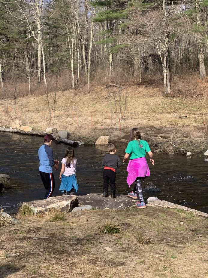 kids hiking by water whats next after distance learning