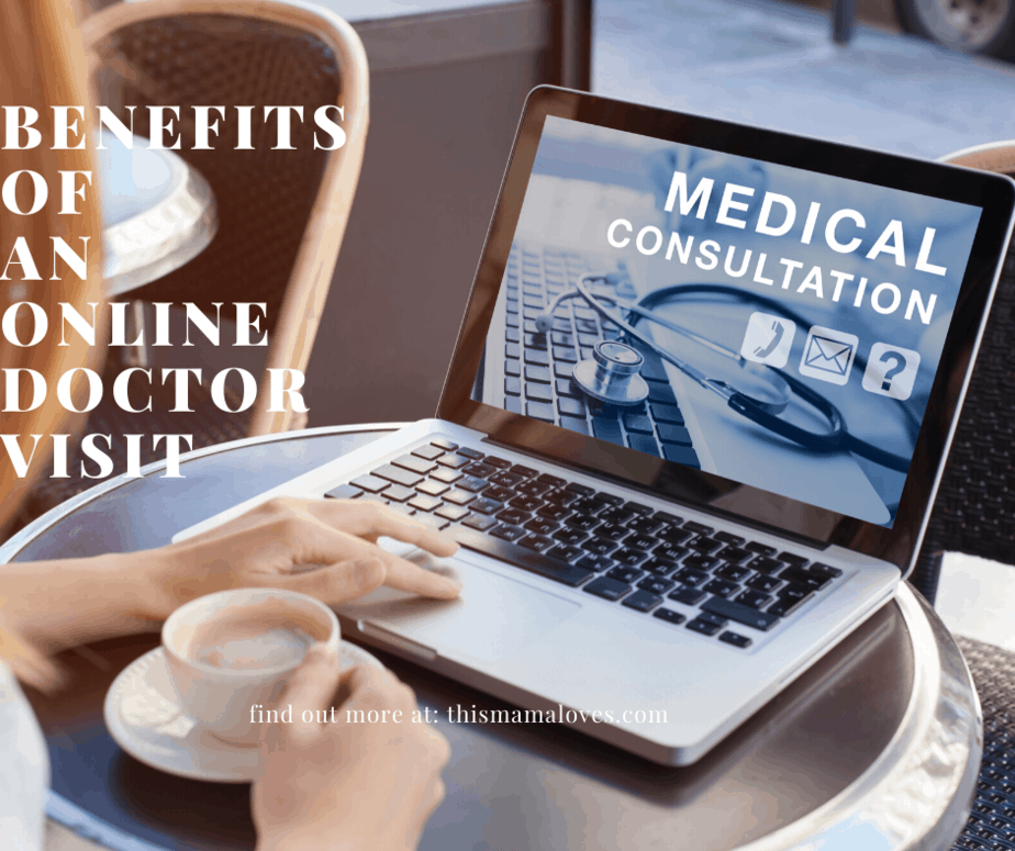 benefits of an online doctor visit