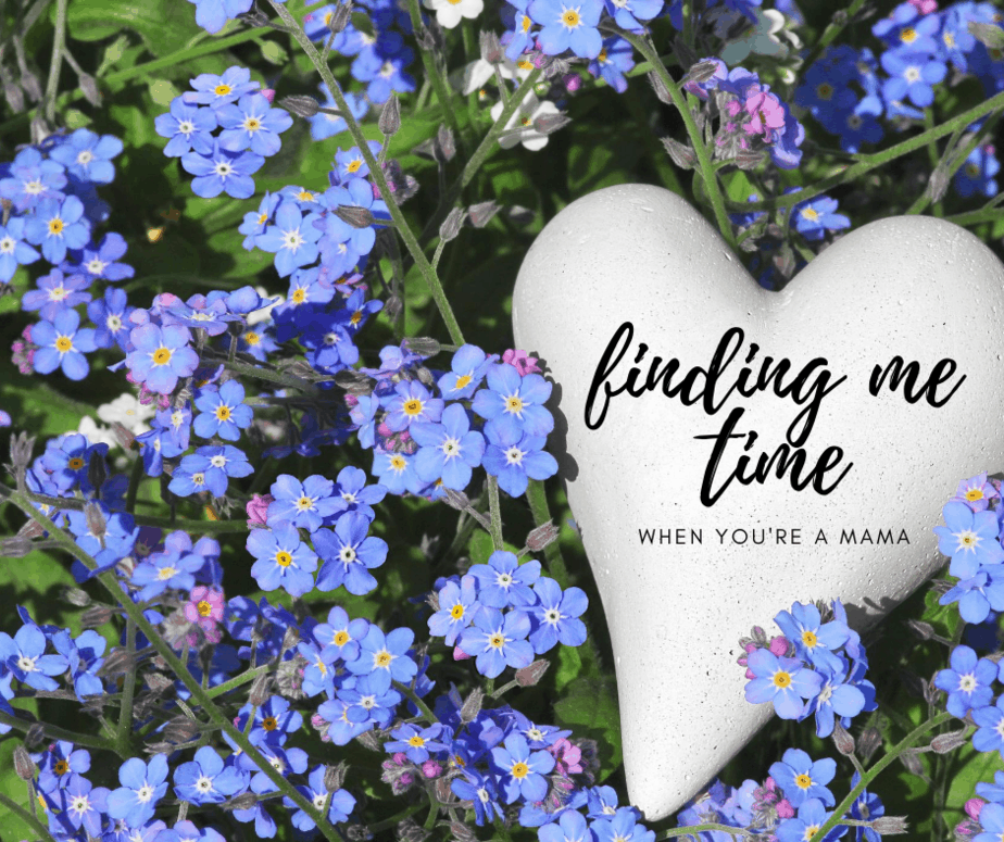 Finding Me-Time When You're a Mama