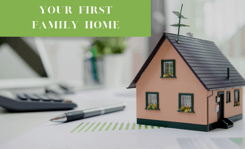 5 Tips for Buying Your First Family Home
