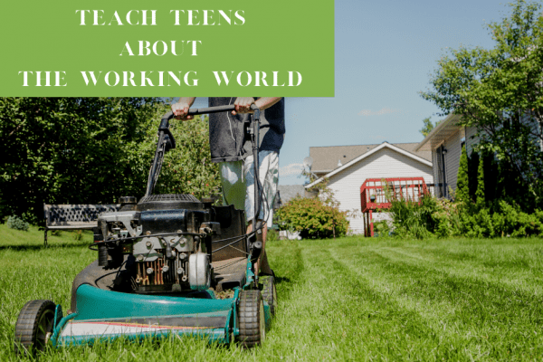 What We Should Teach Teens About The Working World