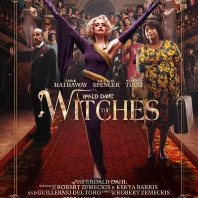 Roald Dahl's THE WITCHES – Streaming now on HBOMax! *Giveaway too!