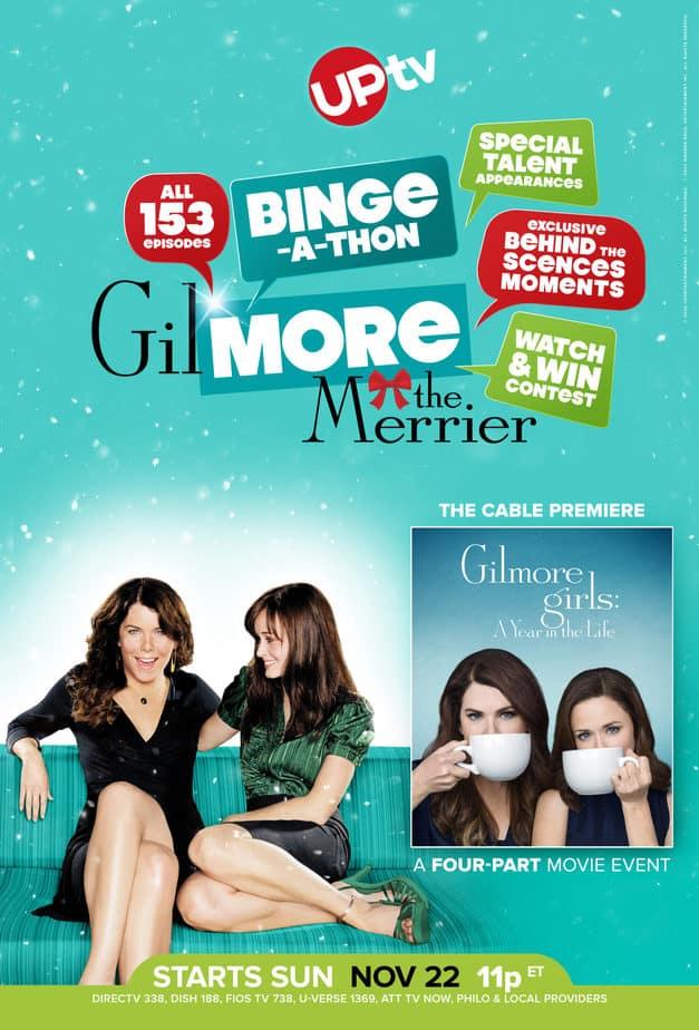 GilMORE the Merrier 2020 start date poster
